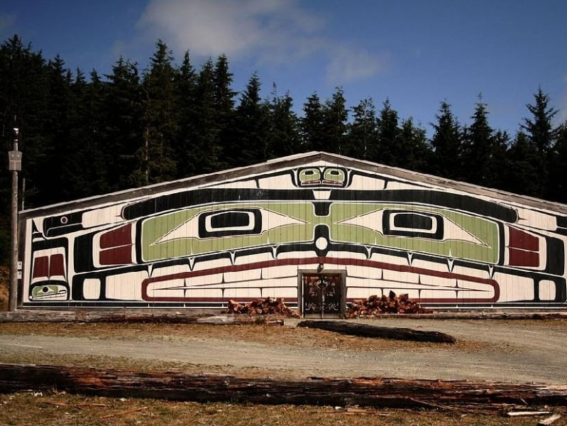 Totem Poles and Grease Trails: Native Heritage on Canada's West Coast